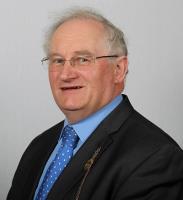 Councillor Dr John Walsh OBE Hon DUniv