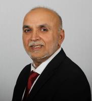 Councillor Akhtar Zaman